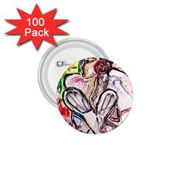 Every Girl Has A Dream 1 75  Buttons (100 Pack)  by bestdesignintheworld