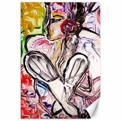 Every Girl Has A Dream Canvas 12  X 18