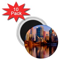 Vancouver Canada Sea Ocean 1 75  Magnets (10 Pack)