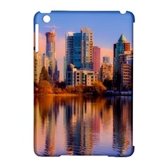 Vancouver Canada Sea Ocean Apple Ipad Mini Hardshell Case (compatible With Smart Cover) by Simbadda