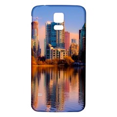 Vancouver Canada Sea Ocean Samsung Galaxy S5 Back Case (white)