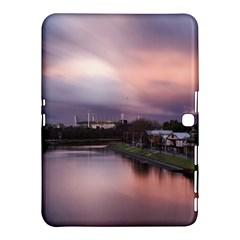Sunset Melbourne Yarra River Samsung Galaxy Tab 4 (10 1 ) Hardshell Case