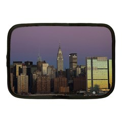 Skyline City Manhattan New York Netbook Case (medium)