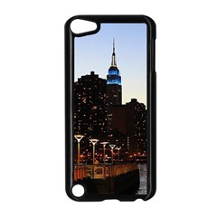 New York City Skyline Building Apple Ipod Touch 5 Case (black)