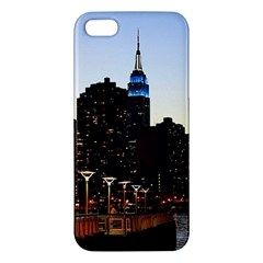 New York City Skyline Building Iphone 5s/ Se Premium Hardshell Case