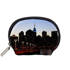New York City Skyline Building Accessory Pouches (small)