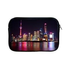 Building Skyline City Cityscape Apple Ipad Mini Zipper Cases