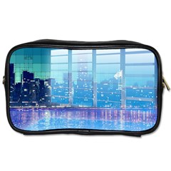 Skyscrapers City Skyscraper Zirkel Toiletries Bags