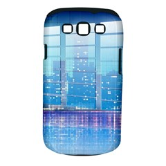 Skyscrapers City Skyscraper Zirkel Samsung Galaxy S Iii Classic Hardshell Case (pc+silicone) by Simbadda