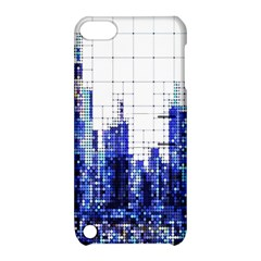 Skyscrapers City Skyscraper Zirkel Apple Ipod Touch 5 Hardshell Case With Stand by Simbadda