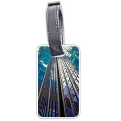 Architecture Skyscraper Luggage Tags (one Side)