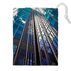 Architecture Skyscraper Drawstring Pouches (xxl)