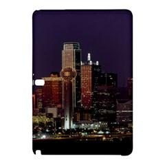 Dallas Texas Skyline Dusk Usa Samsung Galaxy Tab Pro 12 2 Hardshell Case