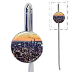 New York Skyline Architecture Nyc Book Mark