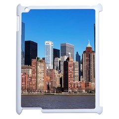 Skyscraper Architecture City Apple Ipad 2 Case (white)