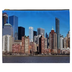 Skyscraper Architecture City Cosmetic Bag (xxxl)