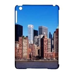 Skyscraper Architecture City Apple Ipad Mini Hardshell Case (compatible With Smart Cover)