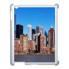 Skyscraper Architecture City Apple Ipad 3/4 Case (white)