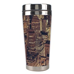 New York City Skyline Nyc Stainless Steel Travel Tumblers