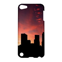 Skyline Panoramic City Architecture Apple Ipod Touch 5 Hardshell Case