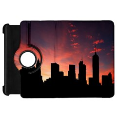 Skyline Panoramic City Architecture Kindle Fire Hd 7