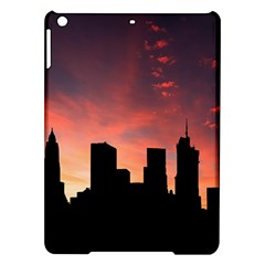 Skyline Panoramic City Architecture Ipad Air Hardshell Cases