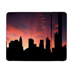 Skyline Panoramic City Architecture Samsung Galaxy Tab Pro 8 4  Flip Case