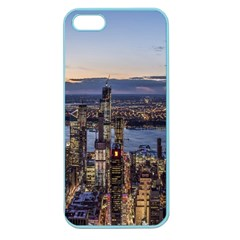 Panoramic City Water Travel Apple Seamless Iphone 5 Case (color)