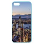 Panoramic City Water Travel Apple Seamless iPhone 5 Case (Color) Front