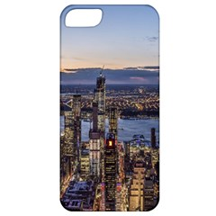 Panoramic City Water Travel Apple Iphone 5 Classic Hardshell Case