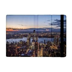 Panoramic City Water Travel Apple Ipad Mini Flip Case