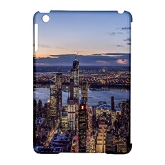 Panoramic City Water Travel Apple Ipad Mini Hardshell Case (compatible With Smart Cover) by Simbadda