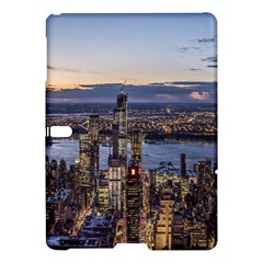Panoramic City Water Travel Samsung Galaxy Tab S (10 5 ) Hardshell Case