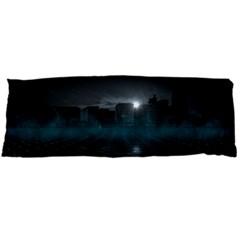 Skyline Night Star Sky Moon Sickle Body Pillow Case (dakimakura)