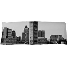 Architecture City Skyscraper Body Pillow Case (dakimakura)