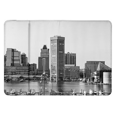 Architecture City Skyscraper Samsung Galaxy Tab 8 9  P7300 Flip Case