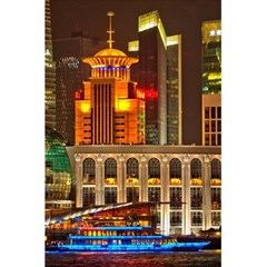 Shanghai Skyline Architecture 5 5  X 8 5  Notebooks