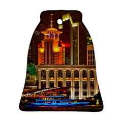 Shanghai Skyline Architecture Ornament (bell)