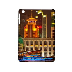 Shanghai Skyline Architecture Ipad Mini 2 Hardshell Cases