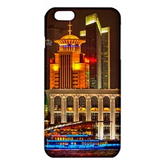 Shanghai Skyline Architecture Iphone 6 Plus/6s Plus Tpu Case