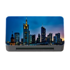 Frankfurt Germany Panorama City Memory Card Reader With Cf