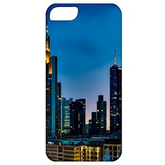 Frankfurt Germany Panorama City Apple Iphone 5 Classic Hardshell Case