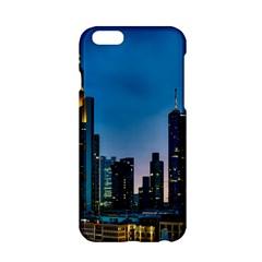 Frankfurt Germany Panorama City Apple Iphone 6/6s Hardshell Case