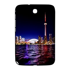 Toronto City Cn Tower Skydome Samsung Galaxy Note 8 0 N5100 Hardshell Case
