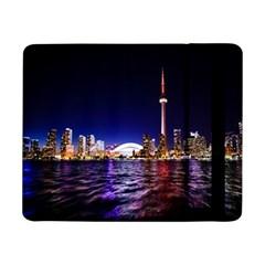 Toronto City Cn Tower Skydome Samsung Galaxy Tab Pro 8 4  Flip Case