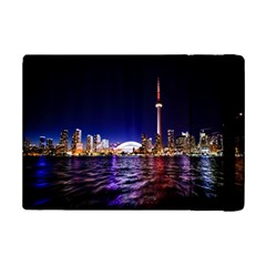 Toronto City Cn Tower Skydome Ipad Mini 2 Flip Cases