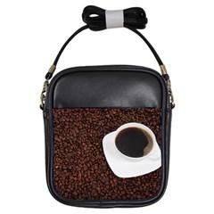 Coffee Girls Sling Bags