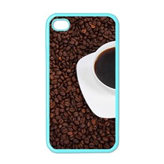 Coffee Apple Iphone 4 Case (color)