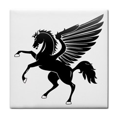 Peo Pegasus Black  Face Towel