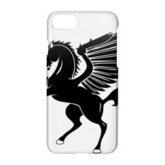 Peo Pegasus Black  Apple Iphone 7 Hardshell Case